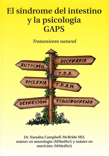 El síndrome del intestino y la psicología - GAPS en Amazon Europa